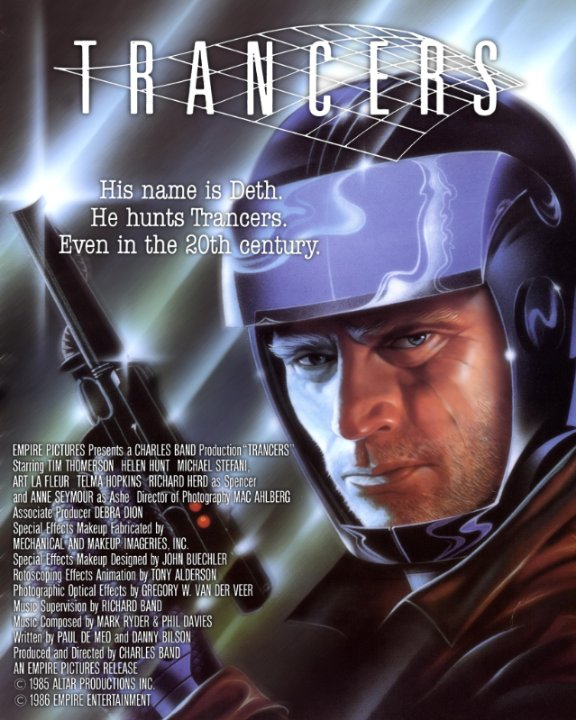 Trancers Technical Specifications