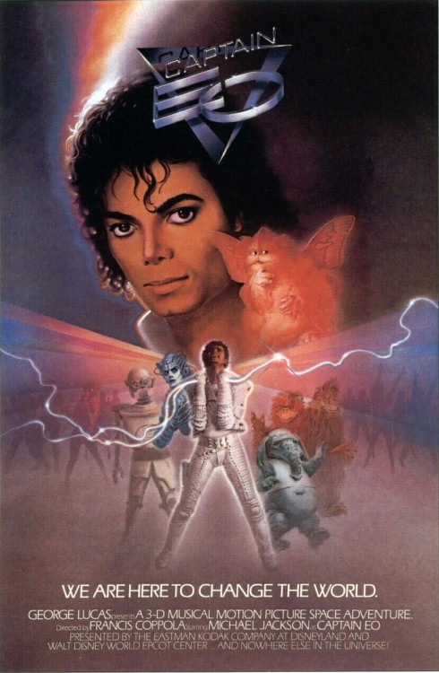 Captain EO (1986) Technical Specifications