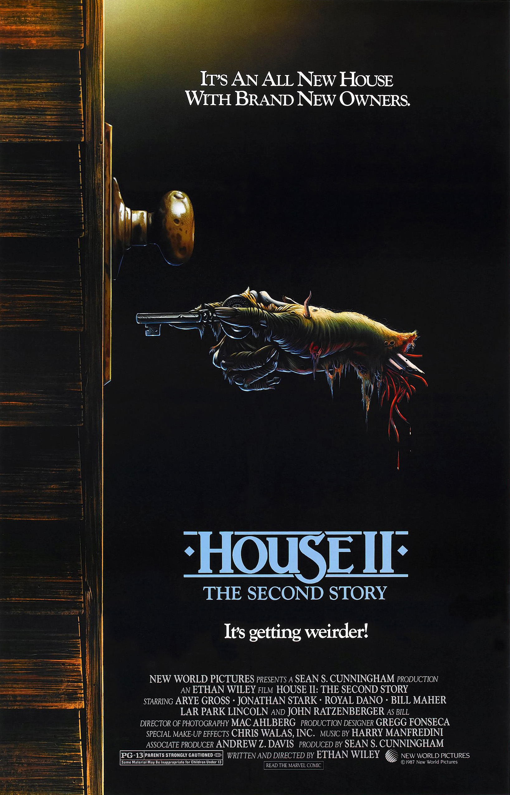 House II: The Second Story (1987) Technical Specifications