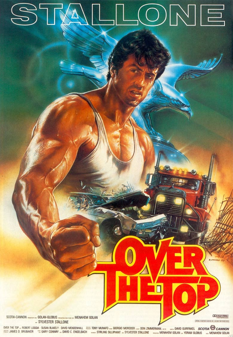Over the Top (1987) Technical Specifications
