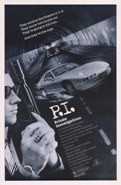 P.I. Private Investigations Technical Specifications