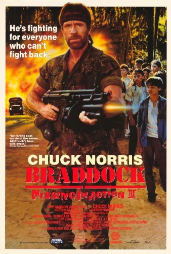 Braddock: Missing In Action Iii (1988) Technical Specifications