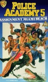 Police Academy 5 Assignment Miami Beach