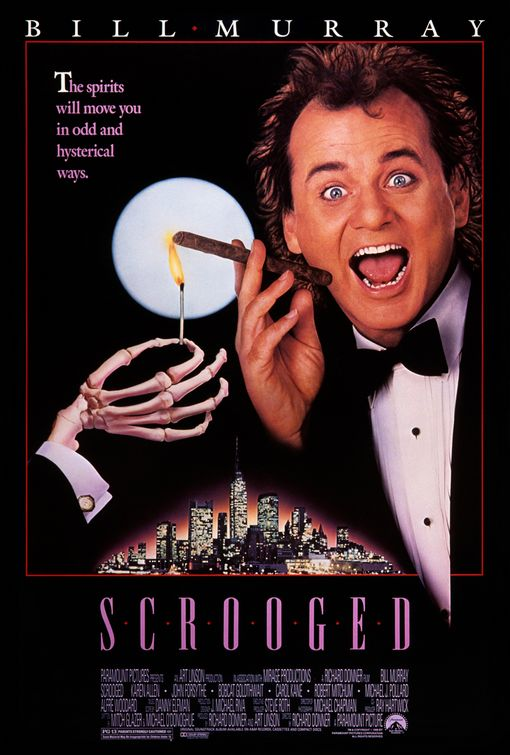 Scrooged (1988)  Technical Specifications