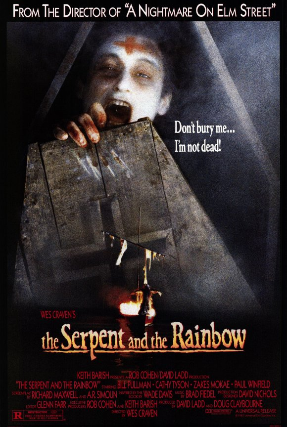 The Serpent and the Rainbow (1988) Technical Specifications