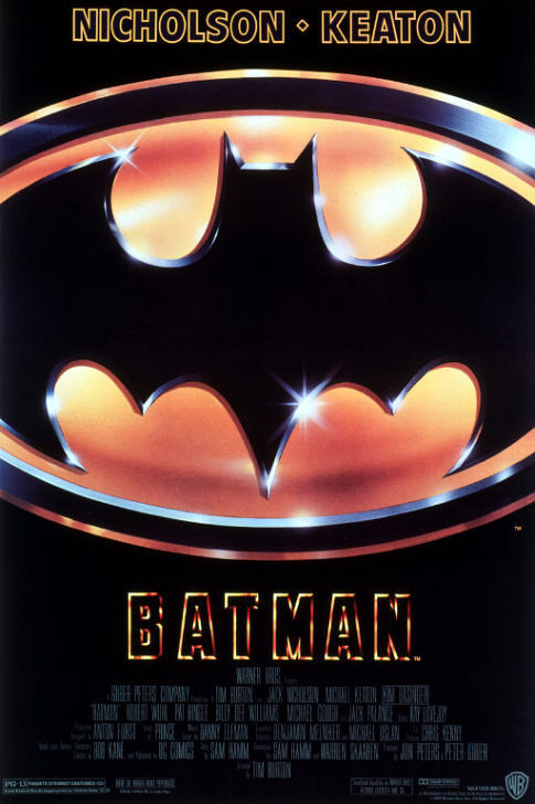 Batman (1989) Technical Specifications