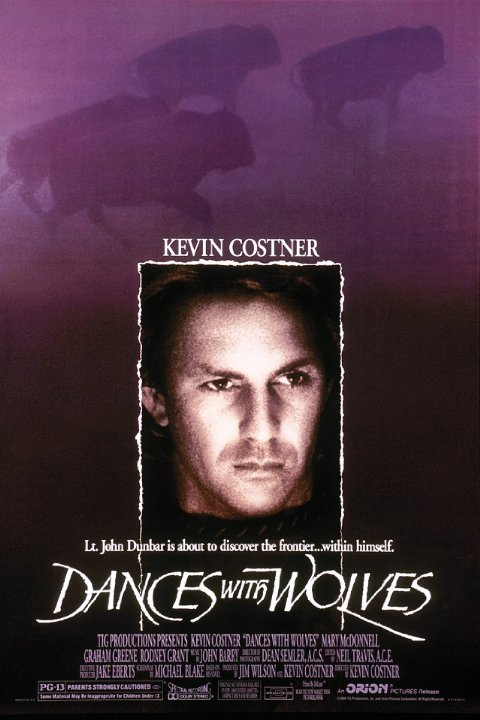 Dances with Wolves (1990) Technical Specifications
