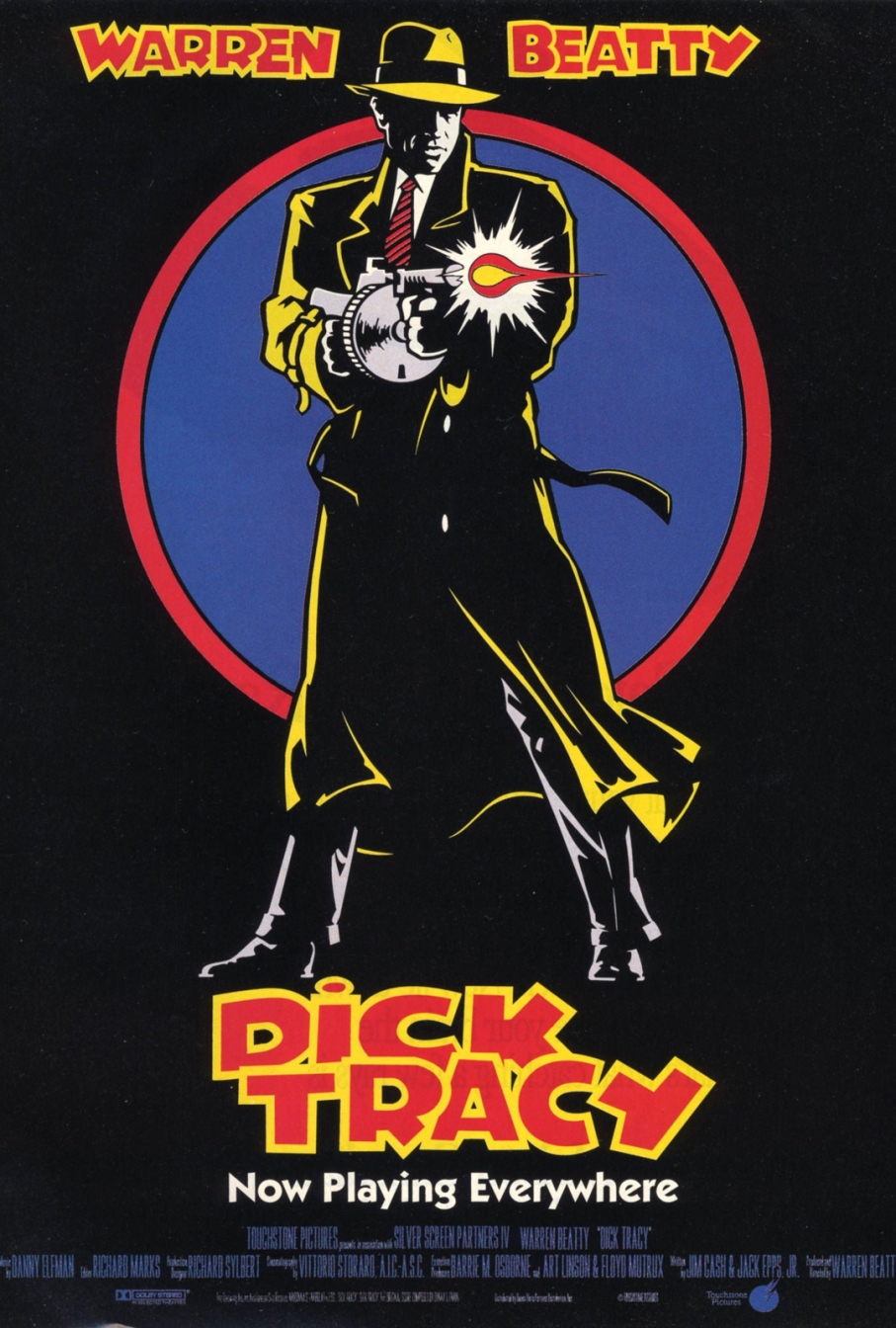 Dick Tracy (1990) Technical Specifications
