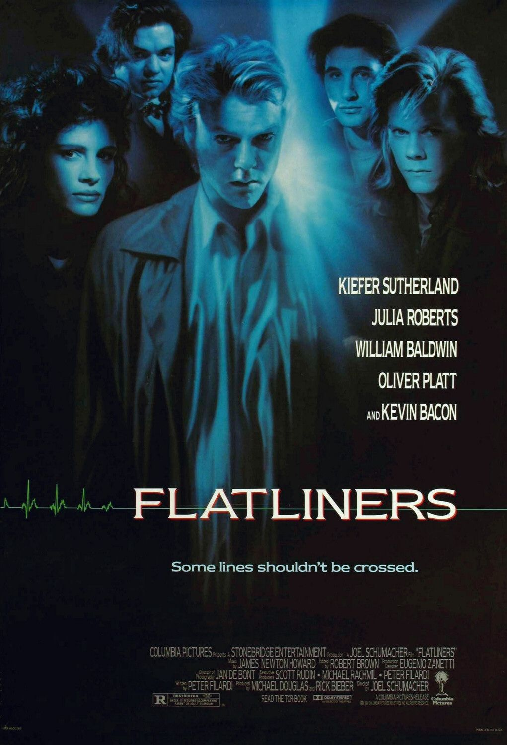 Flatliners (1990) Technical Specifications