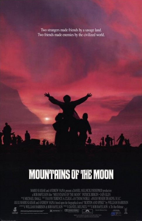Mountains of the Moon (1990) Technical Specifications