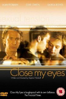 Close My Eyes Technical Specifications