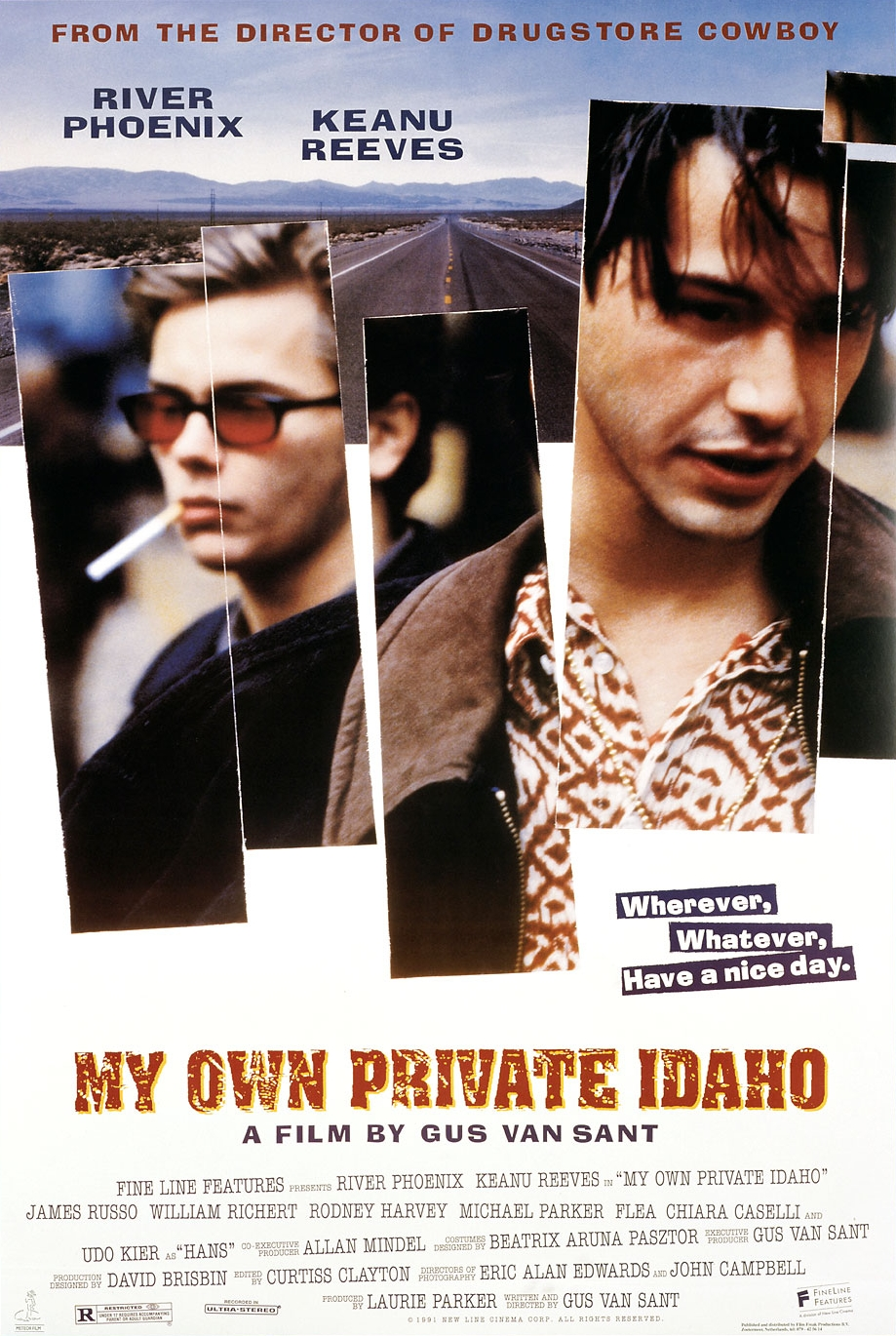 My Own Private Idaho (1991) Technical Specifications