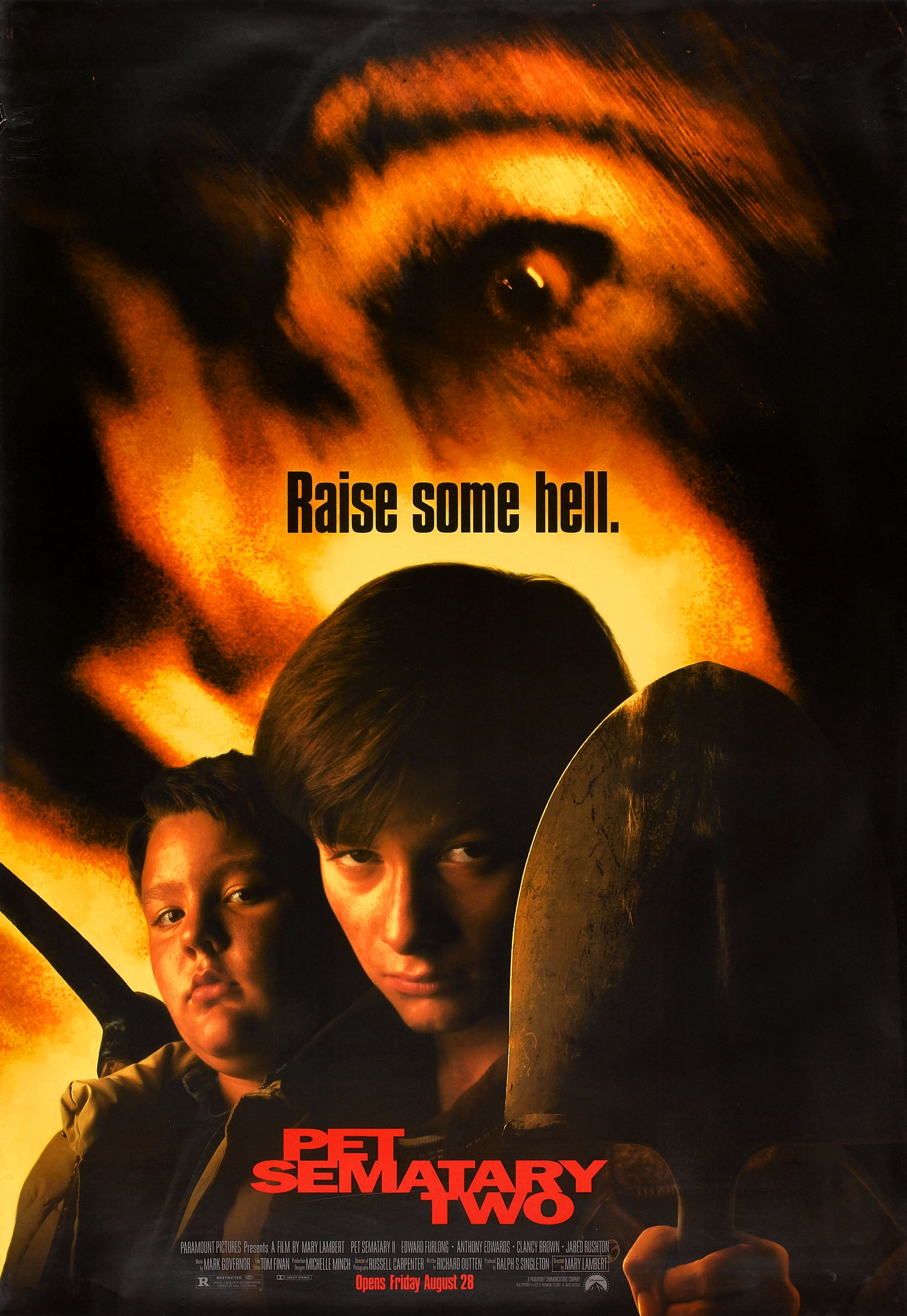 Pet Sematary II (1992) Technical Specifications