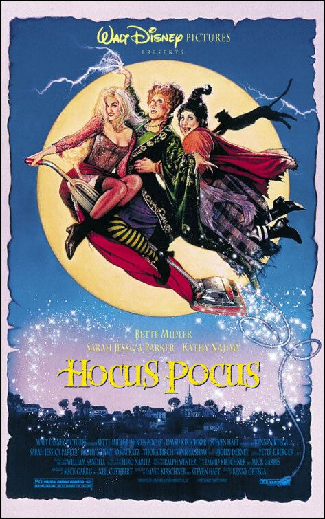 Hocus Pocus (1993) Technical Specifications