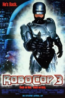 RoboCop 3 Technical Specifications