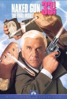 Naked Gun 33 1/3: The Final Insult Technical Specifications