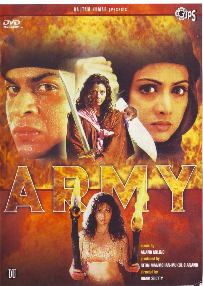 Army (1996) Technical Specifications