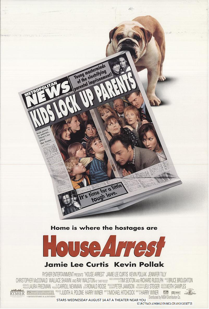 House Arrest (1996)  Technical Specifications