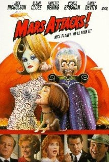 Mars Attacks! Technical Specifications