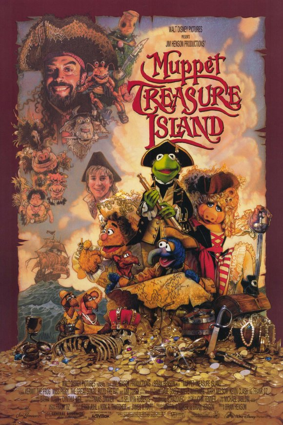 Muppet Treasure Island (1996)  Technical Specifications