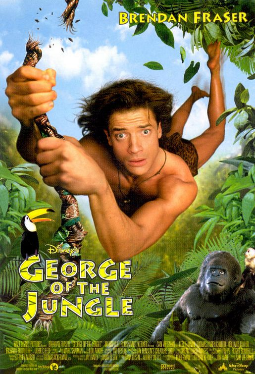 George of the Jungle (1997) Technical Specifications