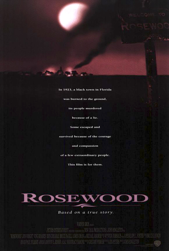 Rosewood Technical Specifications