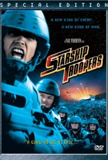 Starship Troopers Technical Specifications