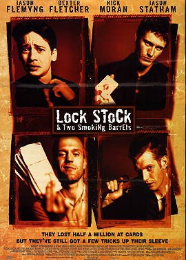 Lock, Stock and Two Smoking Barrels | ShotOnWhat?