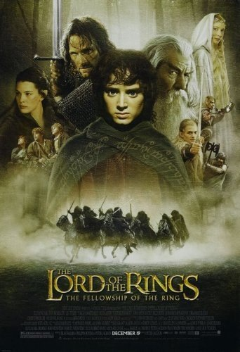 The Lord of the Rings: The Fellowship of the Ring Technical Specifications