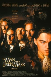 The Man in the Iron Mask (1998) Technical Specifications