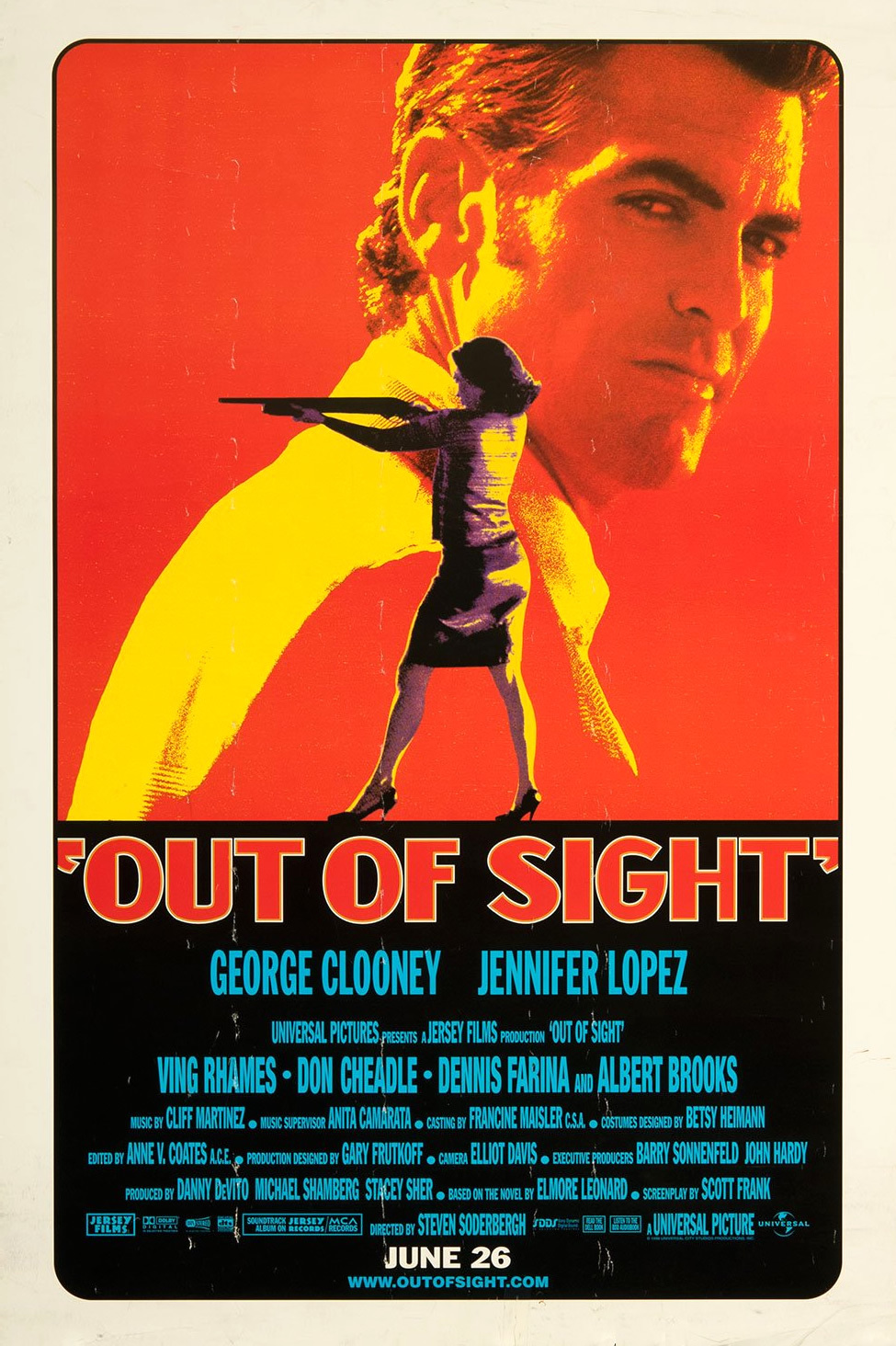 Out of Sight Technical Specifications
