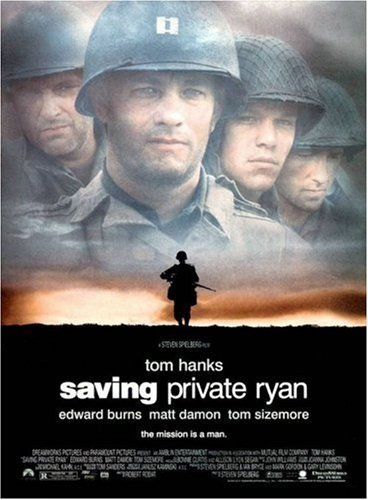Saving Private Ryan | ShotOnWhat?