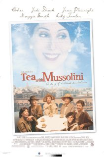 Tea with Mussolini Technical Specifications