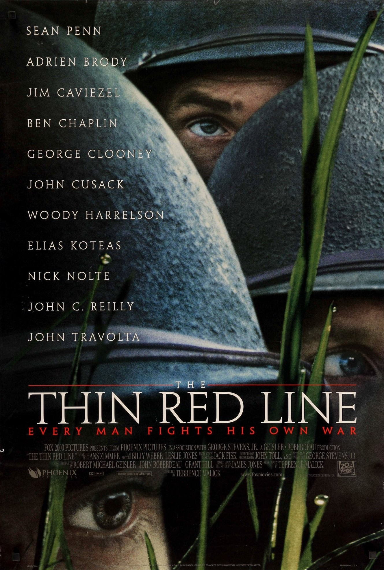 The Thin Red Line | ShotOnWhat?