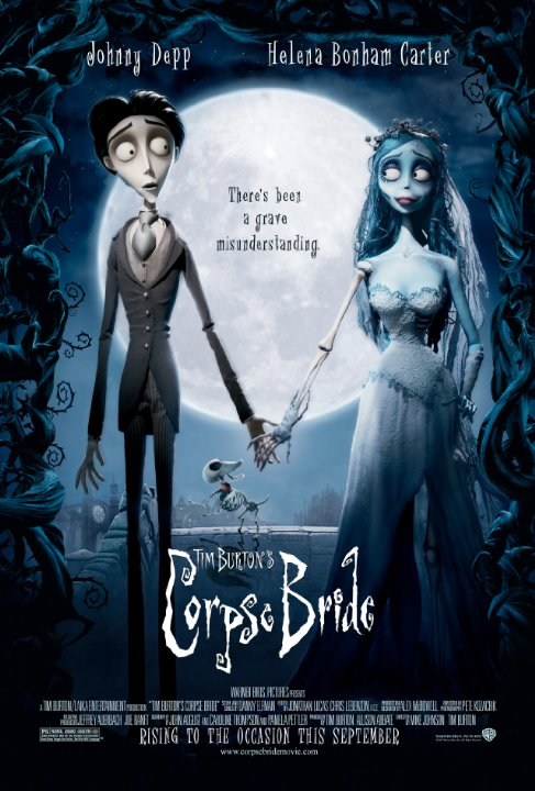 Corpse Bride (2005) Technical Specifications