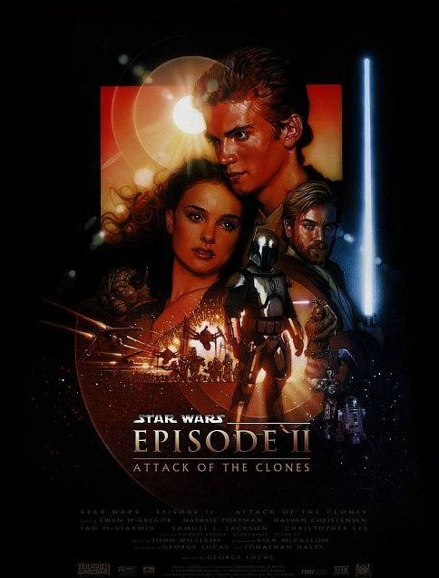 Star Wars: Episode II - Attack of the Clones (2002) Technical Specifications