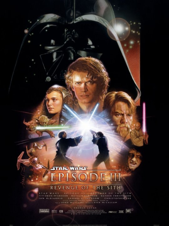 Star Wars: Episode III – Revenge of the Sith Technical Specifications