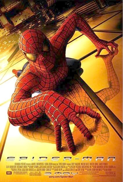 Spider-Man (2002) Technical Specifications » ShotOnWhat?