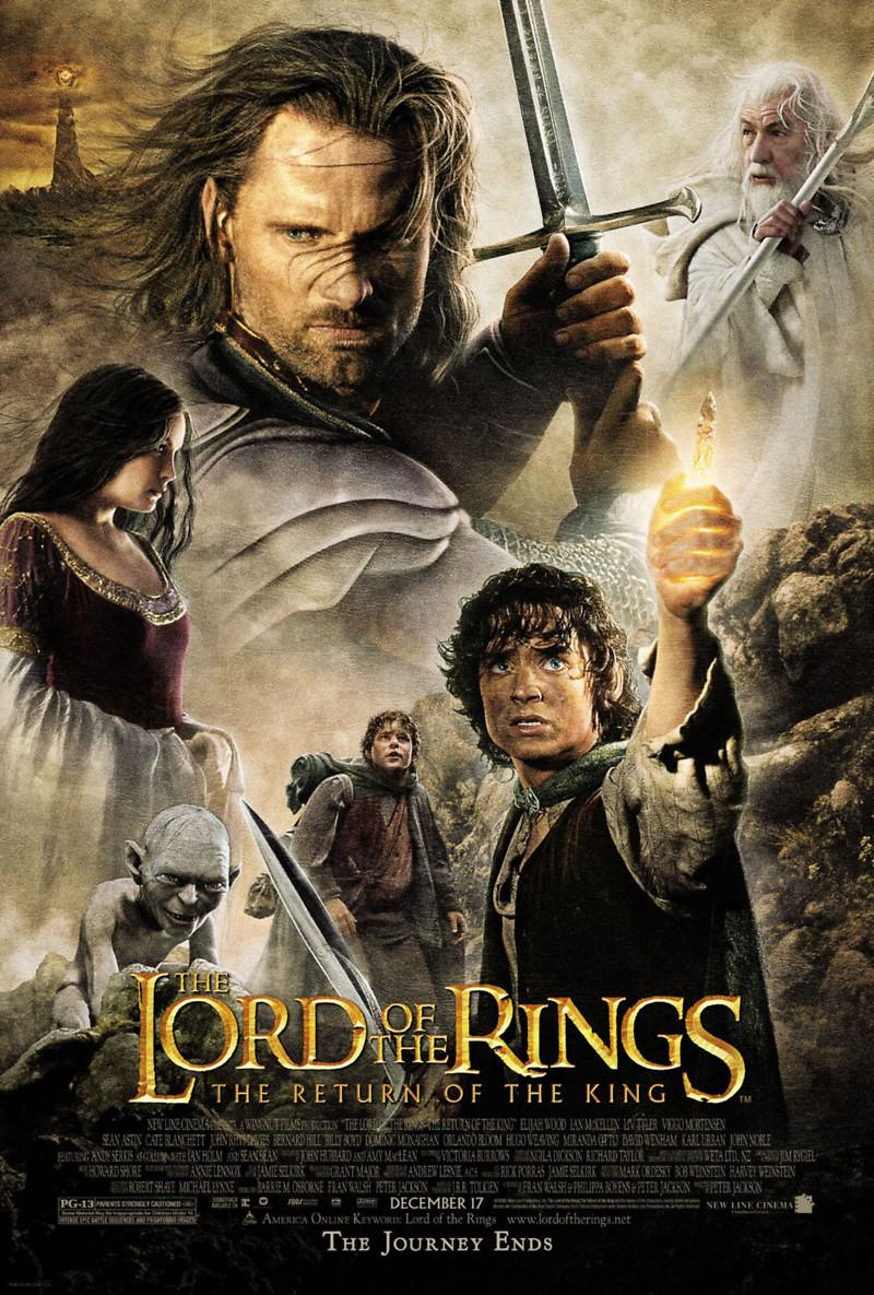 The Lord of the Rings: The Return of the King (2003) Technical Specifications