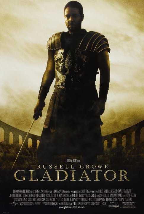Gladiator (2000) Technical Specifications