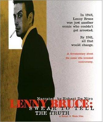 Lenny Bruce: Swear to Tell the Truth | ShotOnWhat?