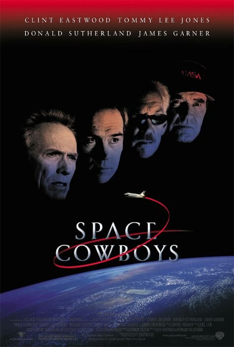 Space Cowboys | ShotOnWhat?