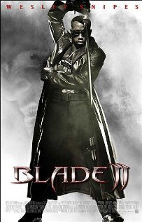 Blade II (2002) Technical Specifications