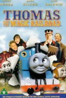 Thomas and the Magic Railroad | ShotOnWhat?