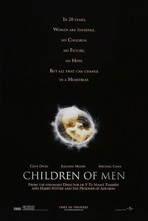 Children Of Men (2006) Technical Specifications