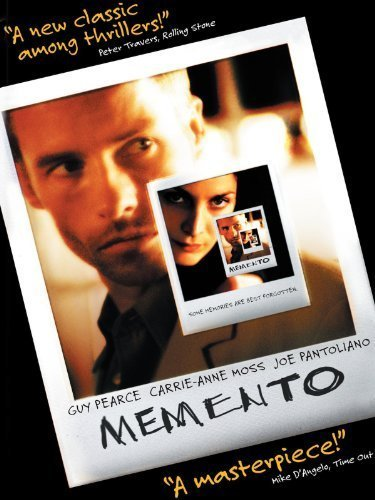 Image result for memento poster
