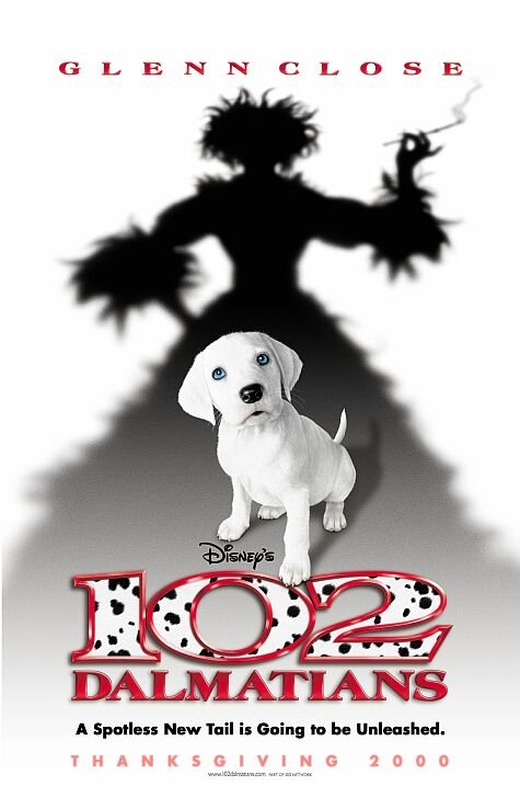 102 Dalmatians Technical Specifications