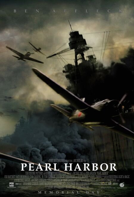 Pearl Harbor (2001) Technical Specifications