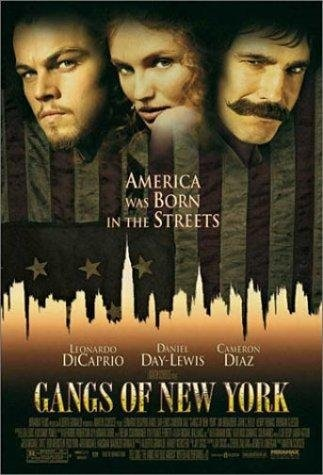 Gangs of New York Technical Specifications