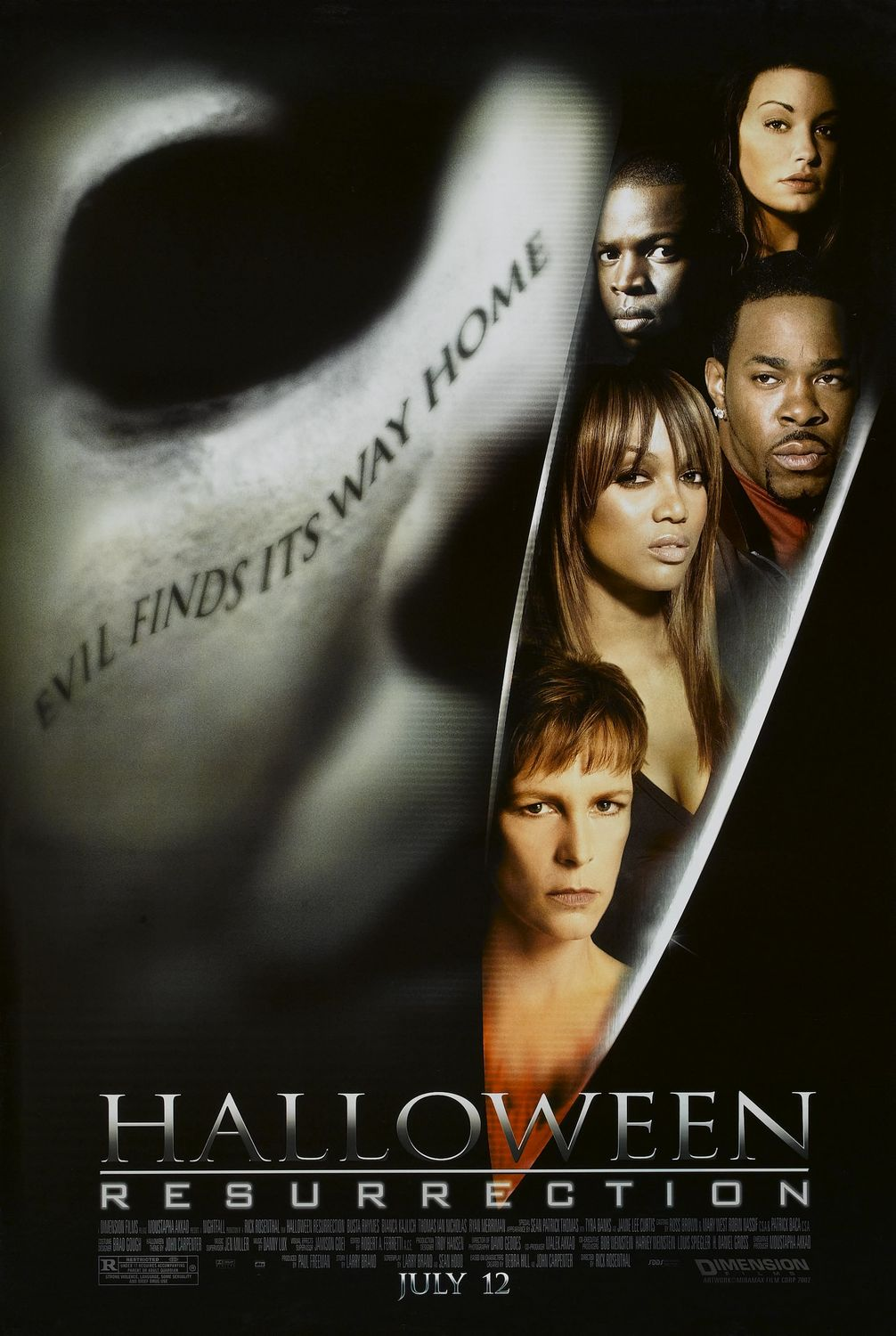 Halloween: Resurrection (2002) Technical Specifications